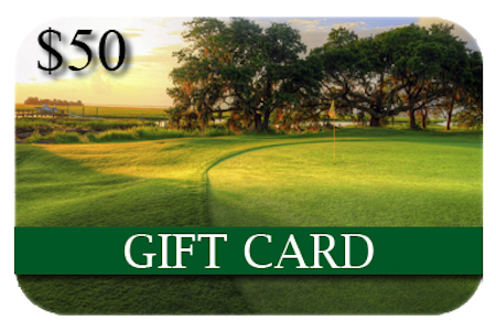 50 Golf and Travel Gift Card